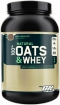 100% Oats & Whey Protein