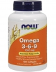 Omega 3-6-9 1000mg Softgels