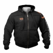 Gym Hood Jacket, Black