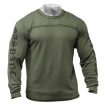 lns thermal Hoodie, Wash green