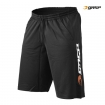 Mesh Training Shorts, Black