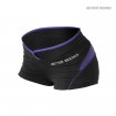 Shaped Hotpant, Athletic Purple