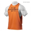 Graphic Logo Sleeveless, Orange
