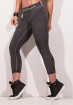 Faded Label Legging