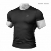Tight Function Tee, Black