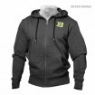 Jersey Hoodie, Anthracite