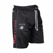 Mesh Shorts Black Red