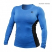 Performance Shape Long Sleeve, Blue
