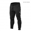 Tapered Joggers, Black