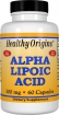 Alpha lipoic acid 300mg