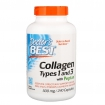 Collagen,Types 1and3 500mg