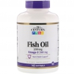 21st Century Fish Oil 1200 mg